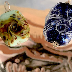 Airport Art - Bea Chuan - Glass Pendants