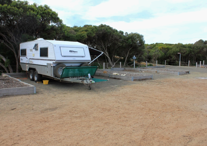 Vivonne Bay Campground