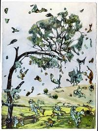 Caroline Taylor Broken Tree