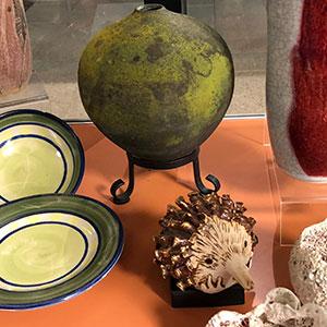 Airport Art - Rhonda Boehm - Ceramics