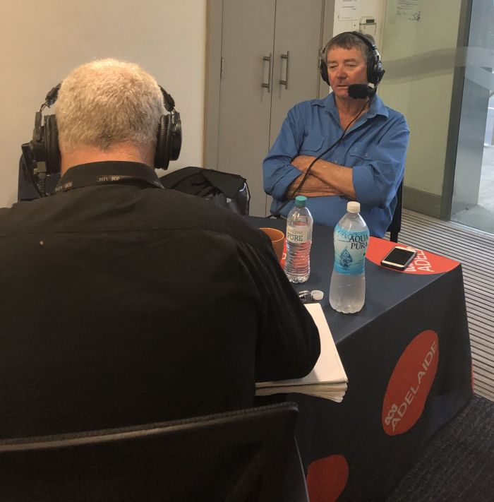 Mayor Pengilly interview on ABC radio